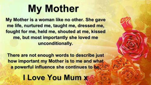 I Love You Mom Images U0026 Quotes Download 2017, Mothers Day Graphics U0026 .