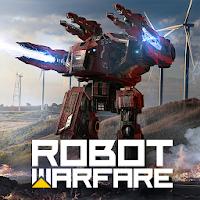 Robot Warfare: Mech Battle 3D PvP FPS Mod