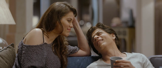 Fan 2016 Hindi 720p BluRay