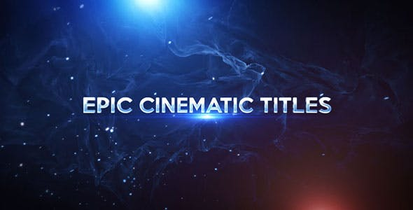 Epic Cinematic Titles[Videohive][After Effects][15715177]