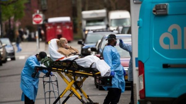 EE.UU. registra más de 2.000 muertes por Covid-19 en un día