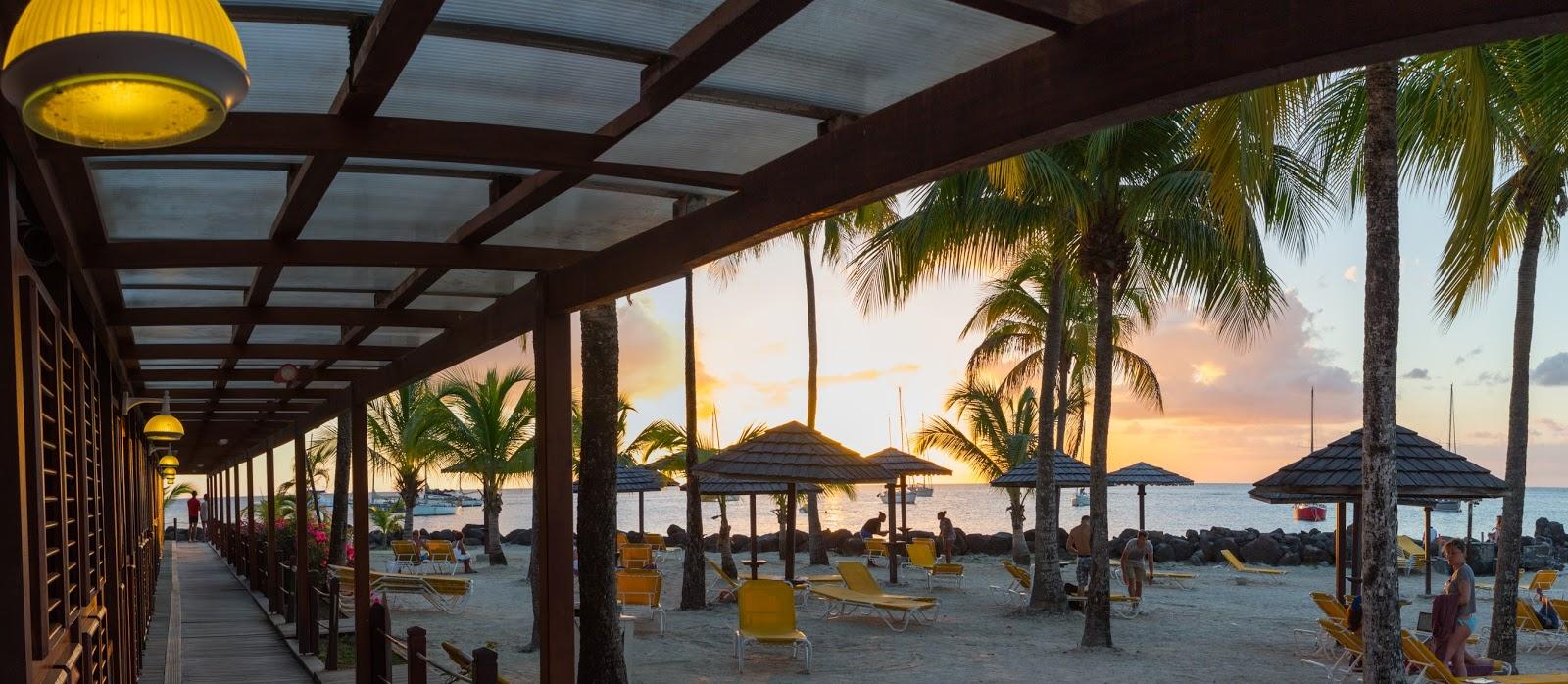 hôtel luxe Martinique