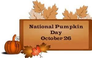 National Pumpkin Day Wishes pics free download