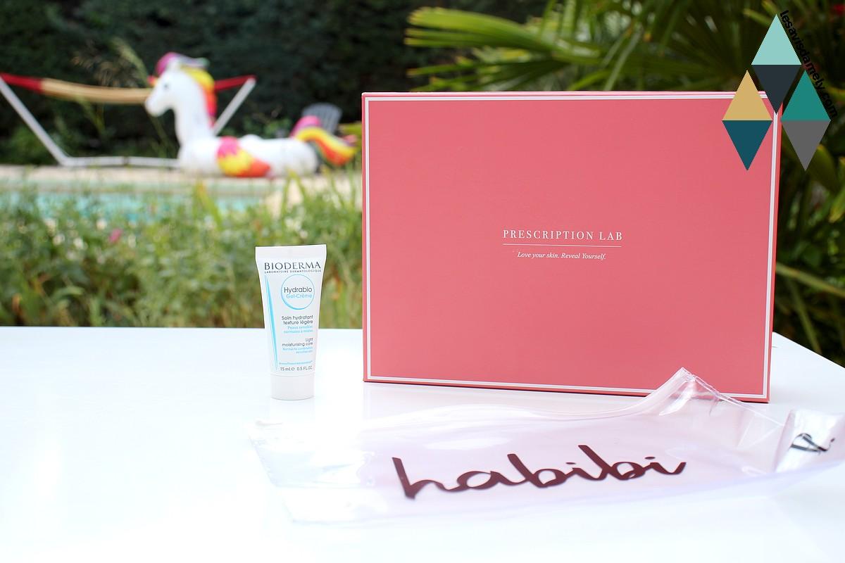 avis et test soin visage hydrabio gel crème bioderma