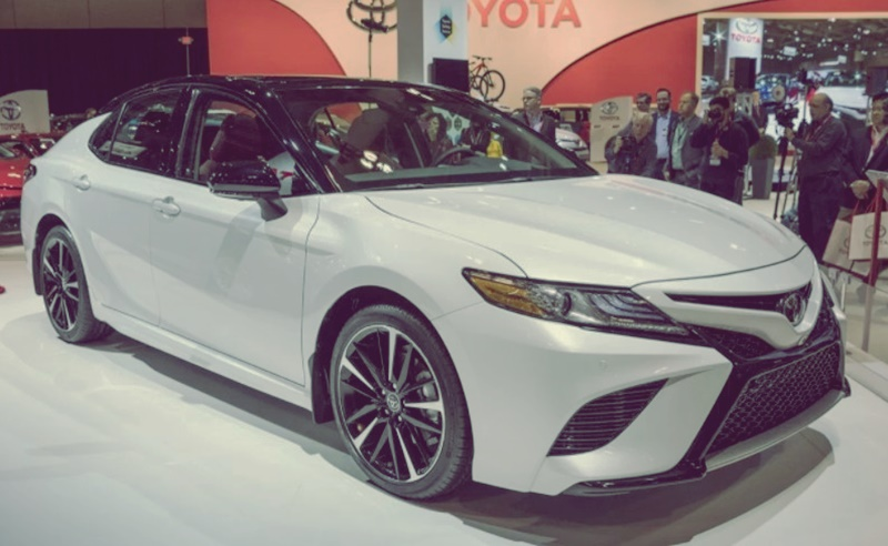 2018 Toyota Camry Xle, Limited and Price