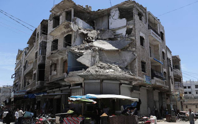Reuters: Η Aγκυρα εξοπλίζει Σύρους αντάρτες για να απωθήσουν την επίθεση δυνάμεων της Δαμασκού