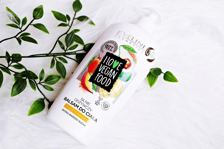 Balsam do ciała Eveline I love Vegan Food Mango i Avokado