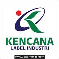 Lowongan Kerja Staff HRD Semarang di PT Kencana Label Industri