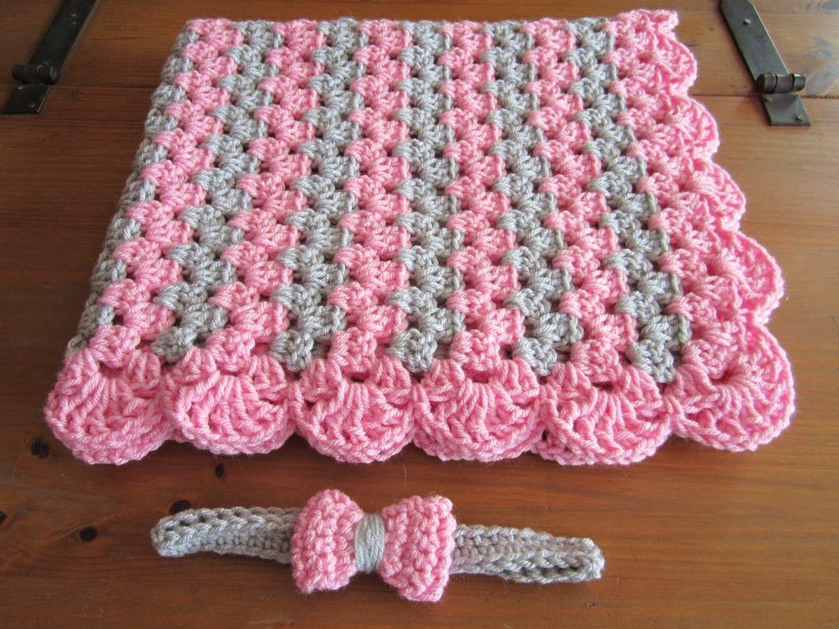 zigzag afghan pattern crochet blanket ~ YARN CROCHET