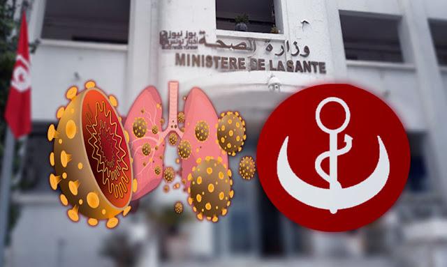 ارتفاع عدد الاصابات بفيروس  كورونا في تونس الى 423 حالة