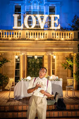 Donizetti: L'elisir d'amore - Thando Mjandana - Waterperry Opera Festival 2021 (Photo Marc Brenner)