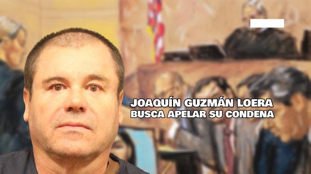 El Chapo Guzman va por su libertad