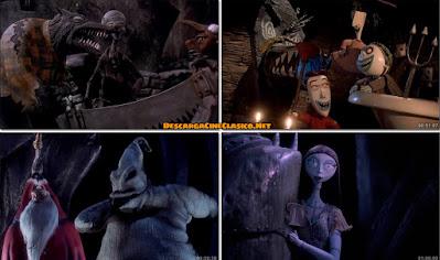 Pesadilla antes de Navidad (1993) - Online- El extraño mundo de Jack