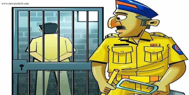 चोर को पकड़ने पर रोहतक पुलिस की बढी मुश्किलें