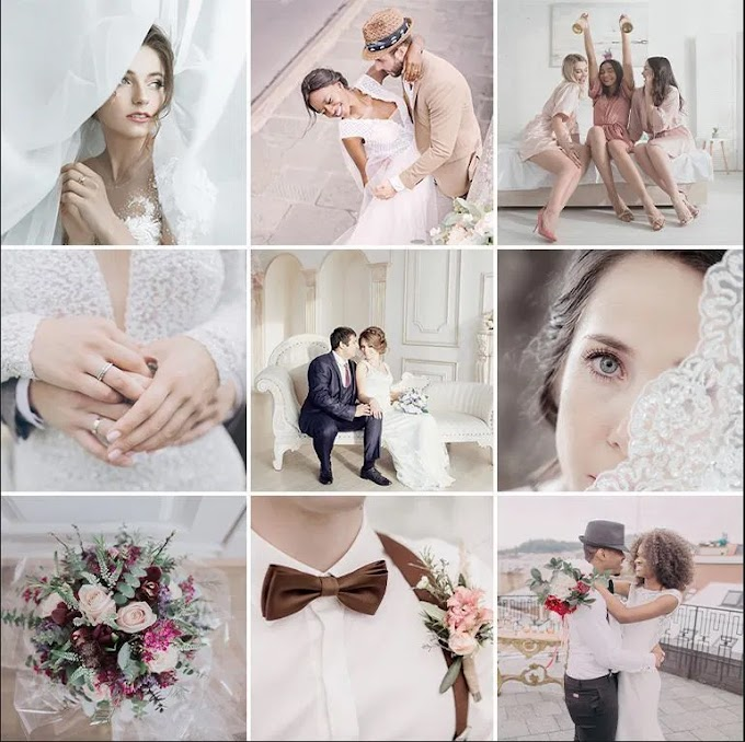 Phlearn – Soft Wedding LUTs for Photo & Video