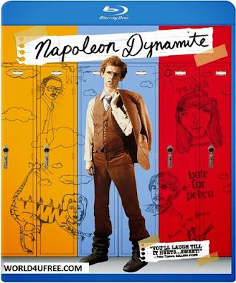 Napoleon Dynamite (2004) 480p 300MB Blu-Ray Hindi Dubbed Dual Audio [Hindi – English] MKV