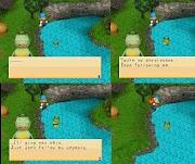 Cara Bertemu dengan Kappa di Game Harvest Moon Back to Nature