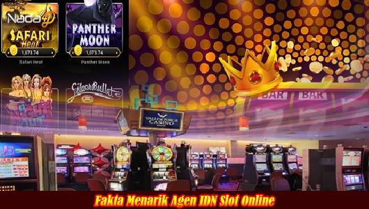 Fakta Menarik Agen IDN Slot Online