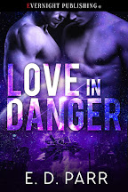 Love in Danger sizzling new SciFi/fantasy