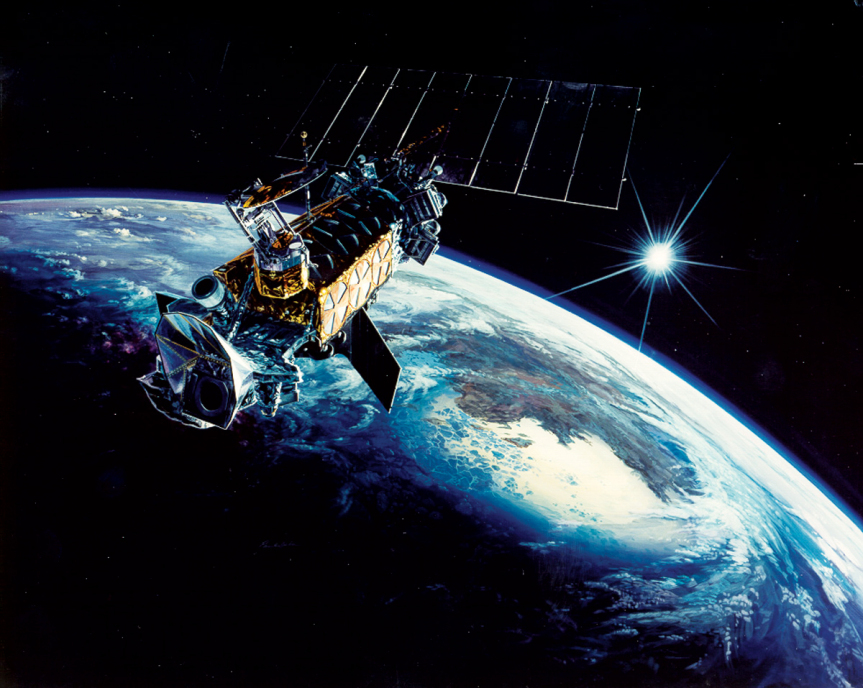 A Russian Satellite Is Probably Stalking On US Spy Satellite