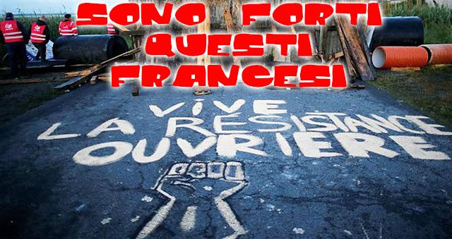 pizap.com14640324529871 - IL JOBS ACT FRANCESE NON PIACE. RISULTATO? FRANCIA PARALIZZATA! ALTRO CHE ITALIANI...