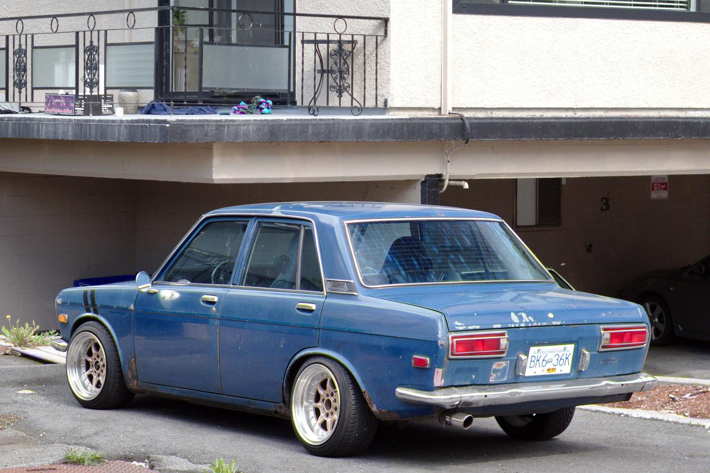 1976 Datsun 510 Gallery