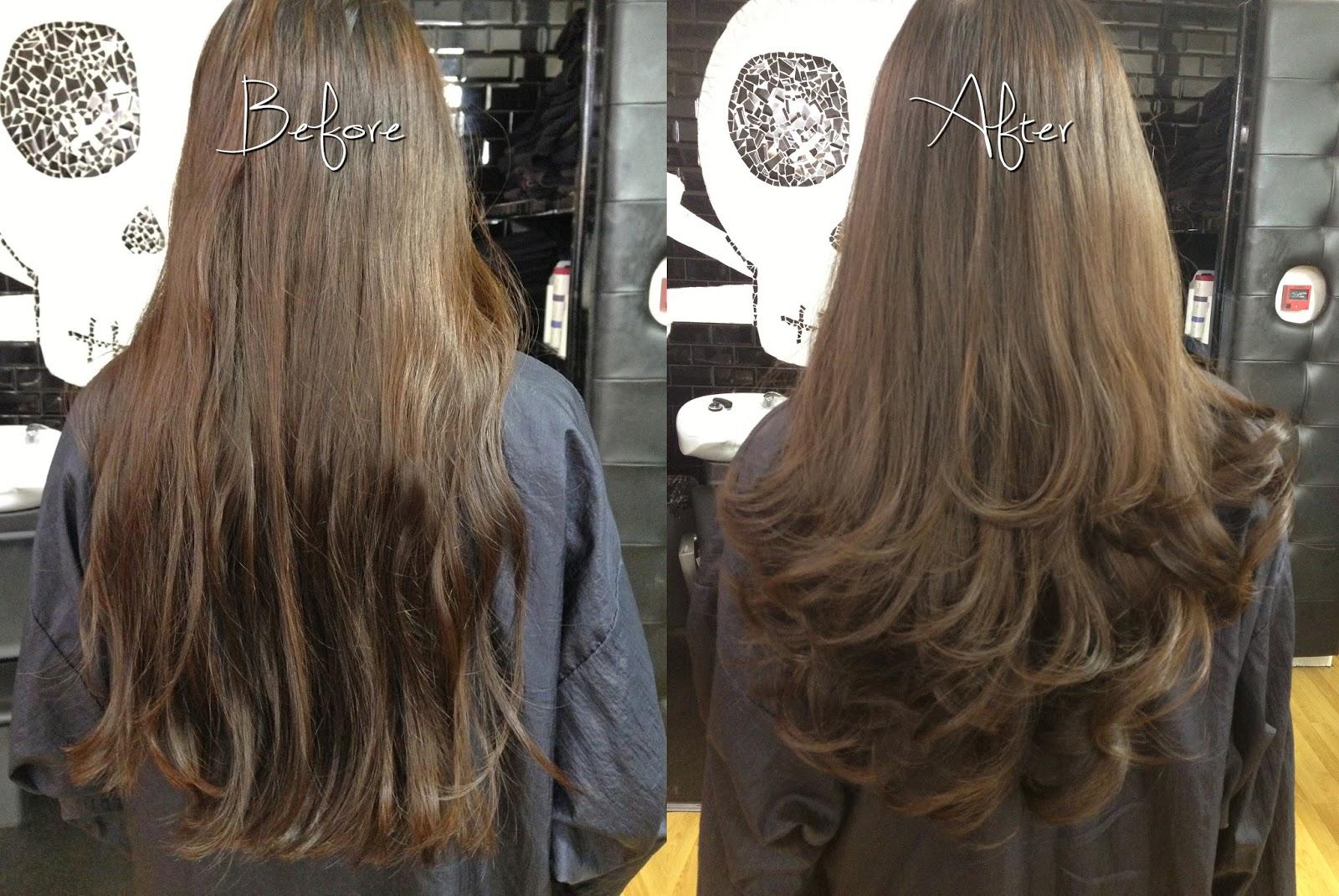 Very Long Beautiful Hair Cutting Story Pretty Transexual