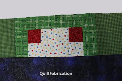 log cabin quilt blocks