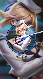 Fanny Campus Youth Heroes Assassin of Skins V3