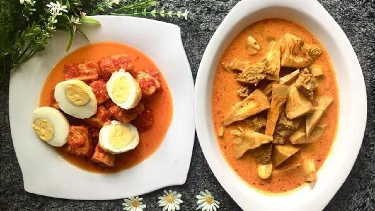 Resep Mudah buat Gulai Cubadak khas Minang