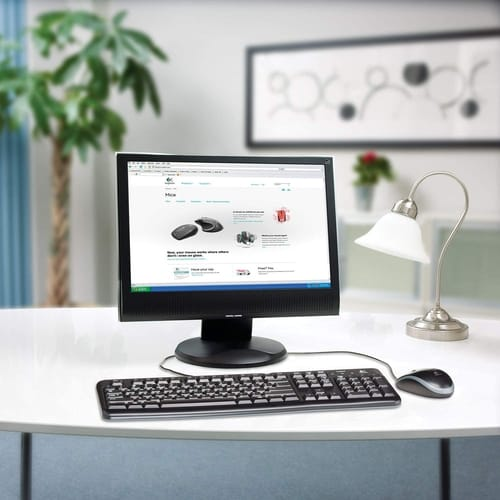 Logitech MK120 Durable Mouse and keyboard Combo