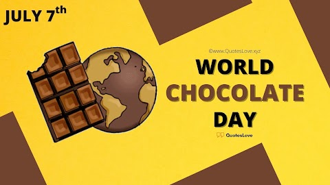 33 [Best] Happy World Chocolate Day 2021: Quotes, Wishes, Greetings, Messages, Theme, Images, Poster, Pictures, Photos, Wallpaper