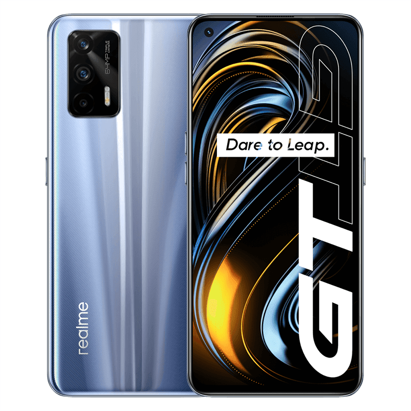 Front and back design of GT 5G