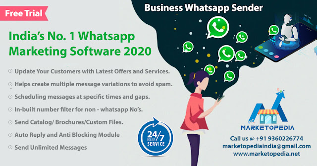 Bulk Whatsapp Sender 2020 Free Download - Best Marketing Software