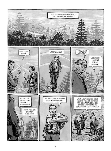 Von Braun de Robin Walter aux éditions Des ronds dans l'O page 6
