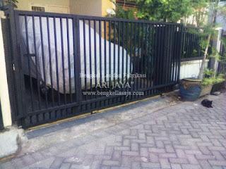 jasa pembuatan pagar minimalis murah sidoarjo
