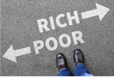 Kekayaan Anda Bukan Harga Diri Anda