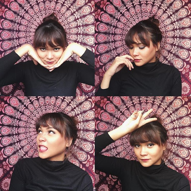 Youtuber Cantik Dinda Shafay Lepas Jilbab