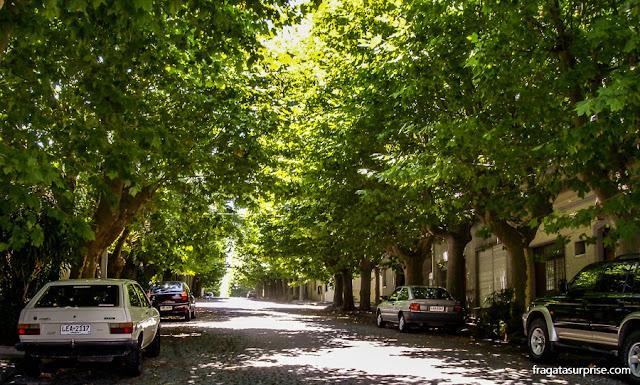 Transporte em Colonia del Sacramento, Uruguai