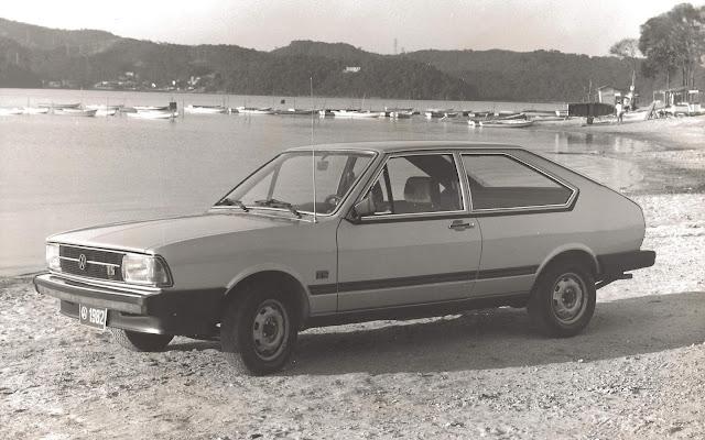 VW Passat TS 1982