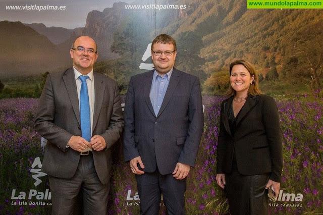 La Palma contará con nuevos vuelos directos con Berlín y Zurich el próximo invierno