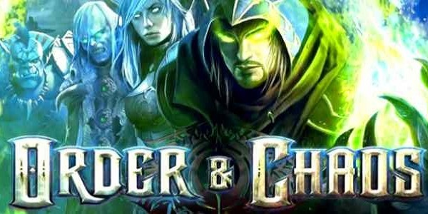 Game Moba Order & Chaos Online