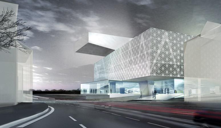 Unbuilts Architectural Design Competition National