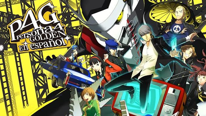 ¡Comienza la traducción de Persona 4 Golden al español!