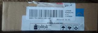 paket dari blibli.com
