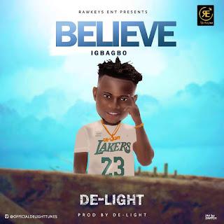 DOWNLOAD MP3 : DE LIGHT -- BELIEVE