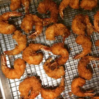 Batter Fried Shrimp