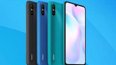 Pilihan Warna Smartphone Redmi 9i