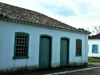 Casario Açoriano da Vila de Santo Amaro, General Câmara