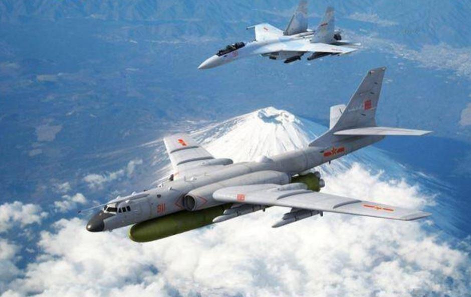 O Pentágono avalia que o novo míssil balístico lançado pelo ar completará a tríade nuclear Chinesa